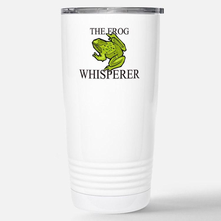 Cute Amphibians Travel Mug
