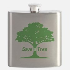 Save a Tree Flask