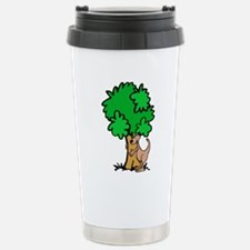 Kangaroo Tree Hugger Travel Mug