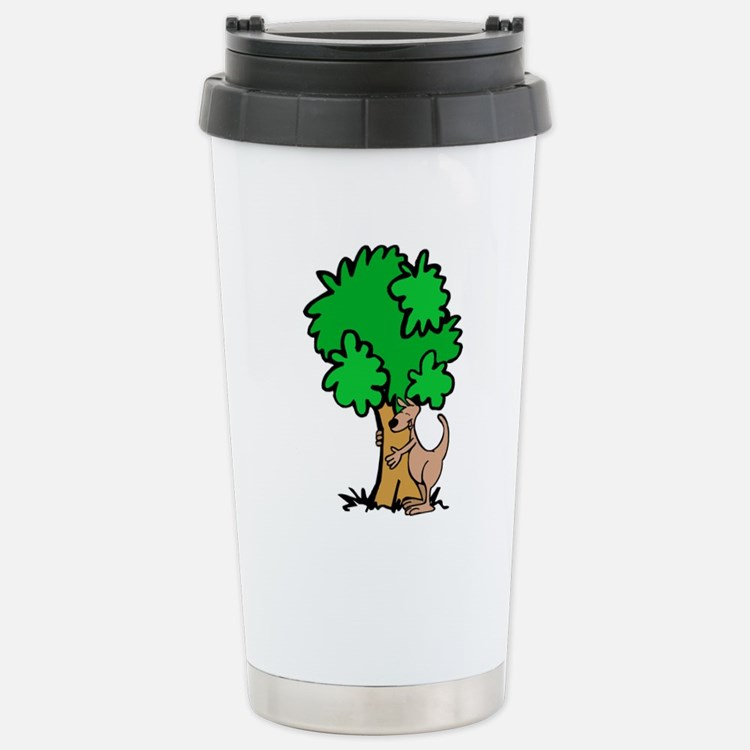 Kangaroo Tree Hugger Travel Mug