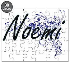 Cute Noemi Puzzle