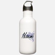 Noemi Artistic Name De Water Bottle