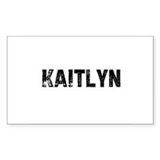 Kaitlyn Rectangle Decal