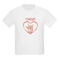 TENNESSEE (hand sign) T-Shirt