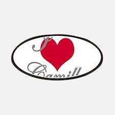 I love (heart) Camilla Patch