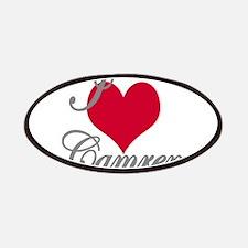 I love (heart) Camren Patch