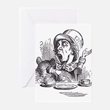 Mad Hatter Greeting Cards (Pk of 20)