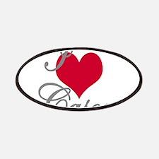 I love (heart) Cason Patch