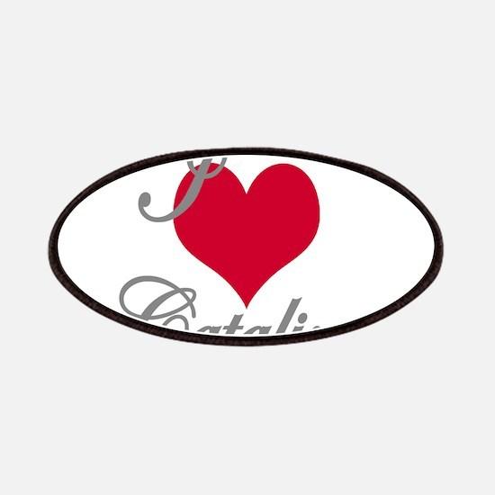 I love (heart) Catalina Patch