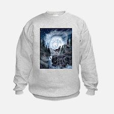 spirt of the wolf Sweatshirt