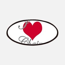 I love (heart) Chaim Patch