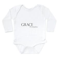Cool Grace Long Sleeve Infant Bodysuit
