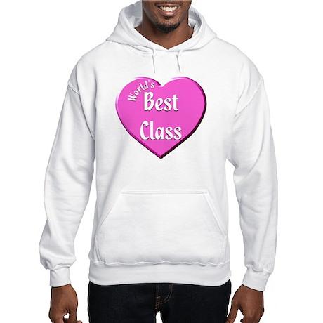 World's Best Class Hooded Sweatshirt