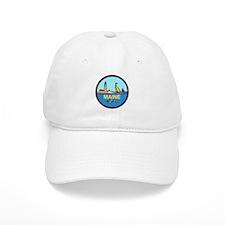 Maine - Baseball Cap