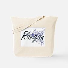 Funny Raegan Tote Bag