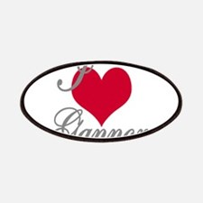 I love (heart) Gannon Patch