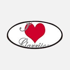 I love (heart) Garrison Patch