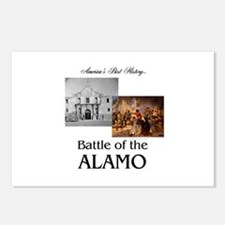 ABH Alamo Postcards (Package of 8)