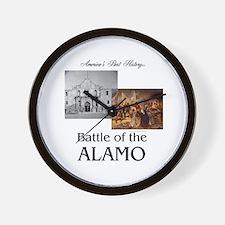 ABH Alamo Wall Clock