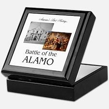 ABH Alamo Keepsake Box