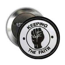 Keeping The Faith Button