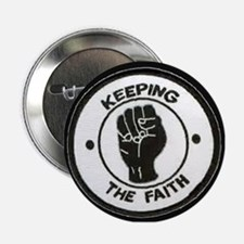 Keeping The Faith Button