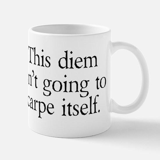 Carpe Diem Mugs
