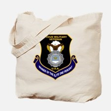USAF Security Forces Tote Bag