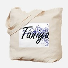 Unique Taniya Tote Bag