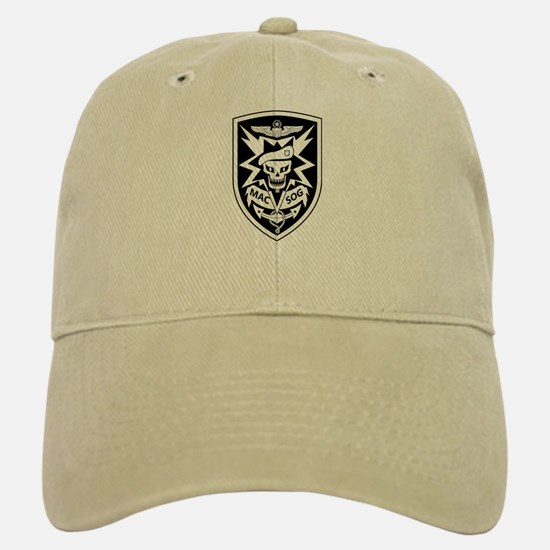 MAC V SOG (BW) Hat