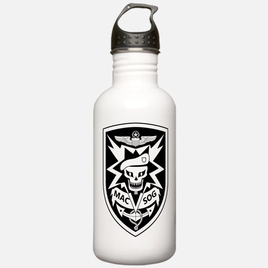 MAC V SOG (BW) Water Bottle