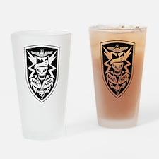 MAC V SOG (BW) Drinking Glass