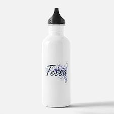 Tessa Artistic Name De Water Bottle