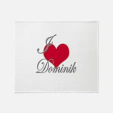 Dominik Throw Blanket