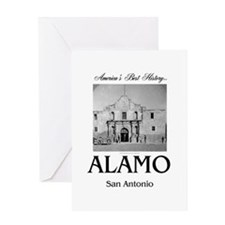 ABH Alamo Greeting Card