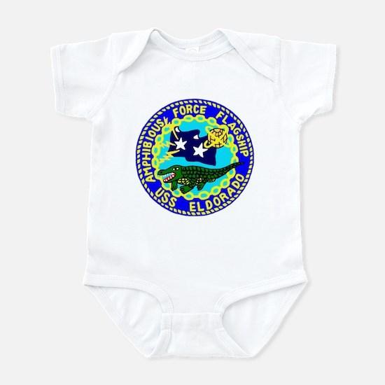 USS Eldorado (AGC 11) Infant Bodysuit