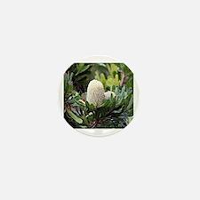 Unique Trees shrubs Mini Button