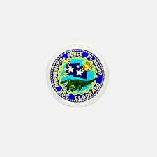 USS Eldorado (AGC 11) Mini Button