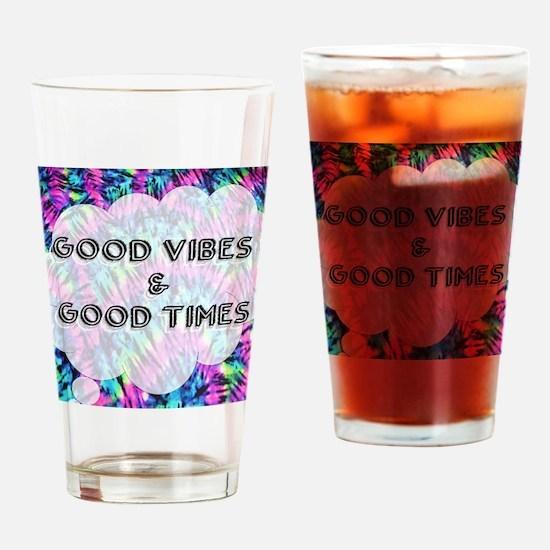 Unique Dye Drinking Glass