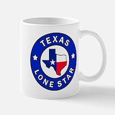 Texas Lone Star Mugs