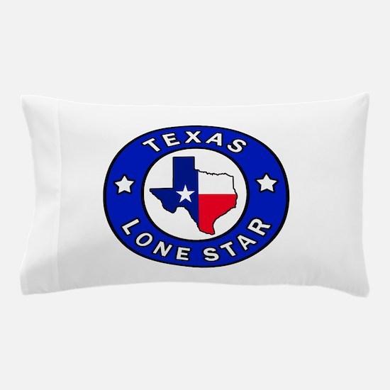 Texas Lone Star Pillow Case