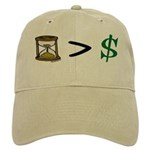 Time Greater Money Cap