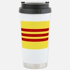 Cute World flag Travel Mug