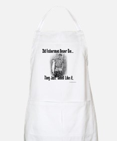 They just smell like it BBQ Apron