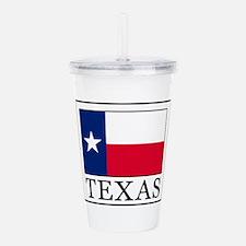 Texas Acrylic Double-wall Tumbler