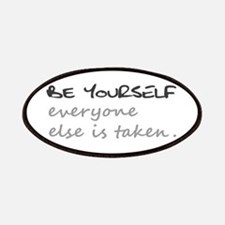 BE YOURSELF Patch
