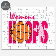 Womens Hoops Puzzle
