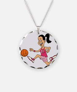 Dribbling Necklace