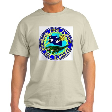 USS Eldorado (AGC 11) Light T-Shirt