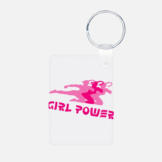 Girl Power Keychains